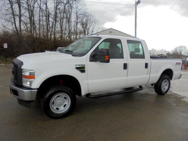 2010 Ford F-250 SD XLT Crew Cab Short Bed 4WD