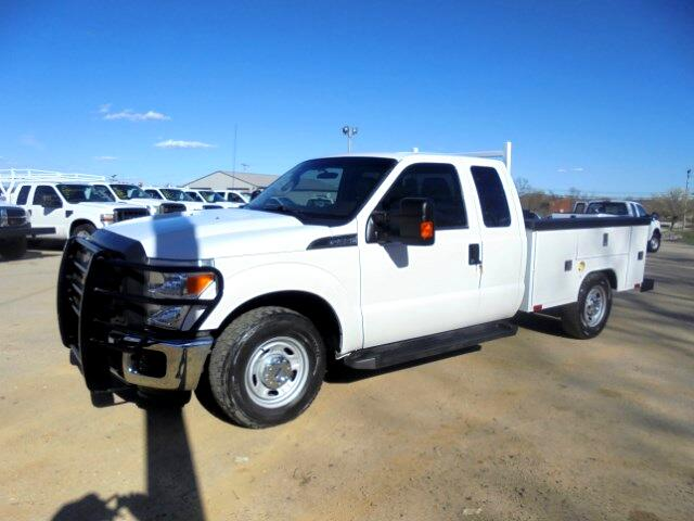 2013 Ford F-250 SD XLT SuperCab Long Bed 2WD