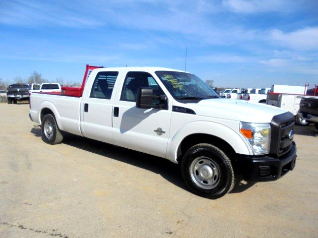 2011 Ford F-350 SD XL Crew Cab Long Bed 2WD