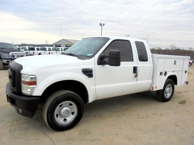 2009 Ford F-250 SD XLT SuperCab 4WD