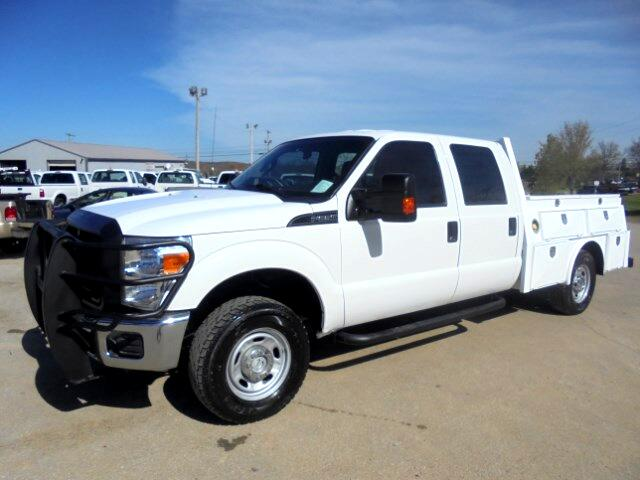 2014 Ford F-250 SD XLT Crew Cab Long Bed 4WD