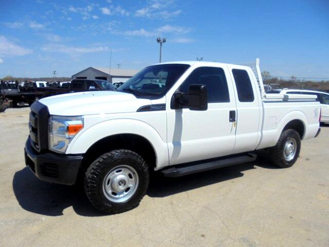 2012 Ford F-250 SD XL SuperCab Short Bed 4WD
