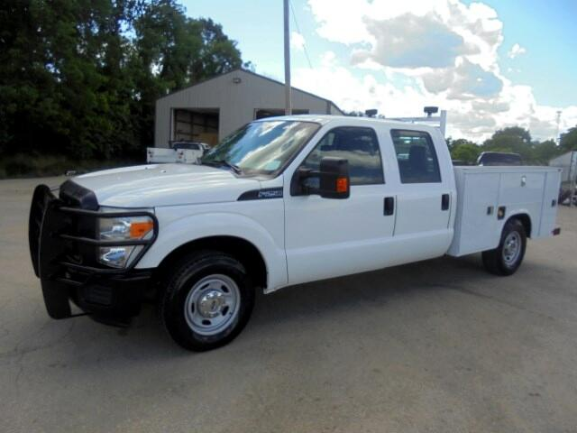 2012 Ford F-250 SD XL Crew Cab 2WD Long bed