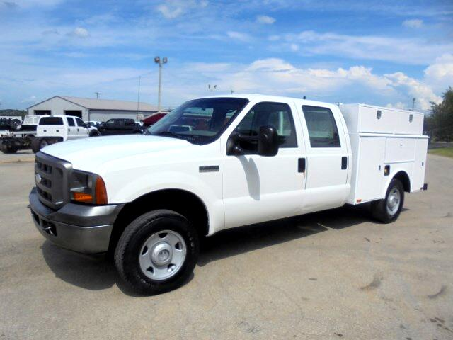 2007 Ford F-250 SD  Crew Cab 4WD