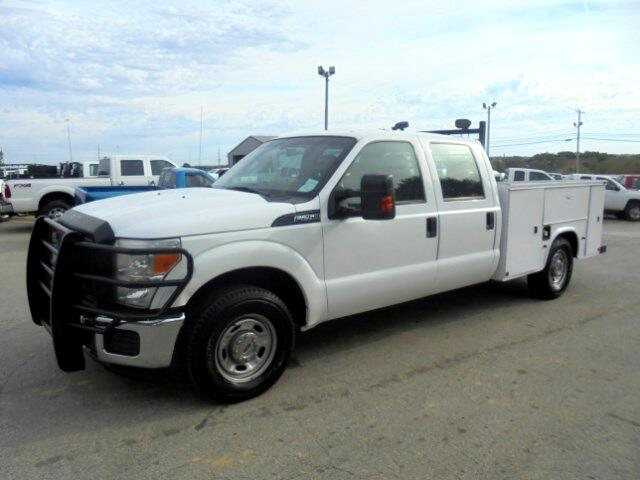 2012 Ford F-250 SD Crew Cab 2WD