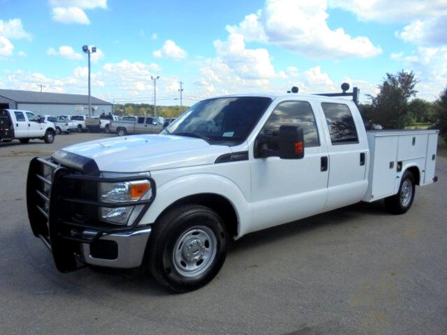 2011 Ford F-250 SD Crew Cab Long Bed 2WD