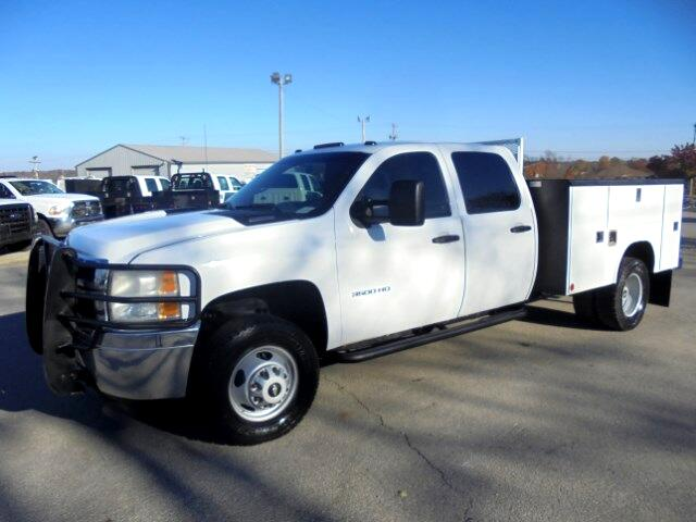 2011 Chevrolet Silverado 3500HD Work Truck Crew Cab 2WD