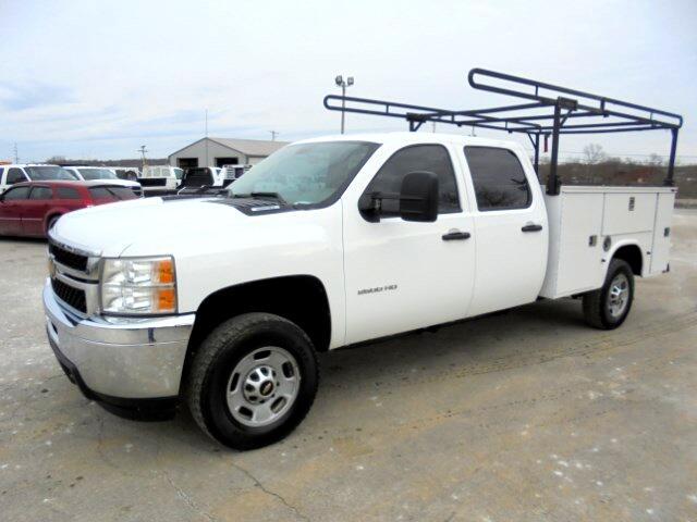 2011 Chevrolet Silverado 2500HD Work Truck Crew Cab 2WD