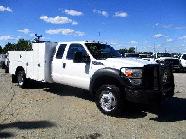 2011 Ford F-450 SD SuperCab DRW 2WD