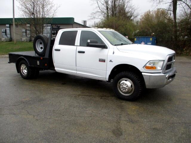 2011 Dodge Ram 3500 SLT Long Bed 4WD DRW