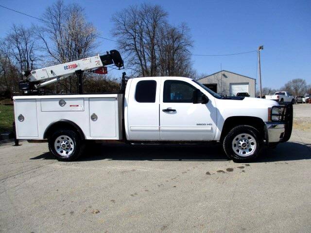 2012 Chevrolet Silverado 3500HD LT Ext. Cab Long Box 4WD