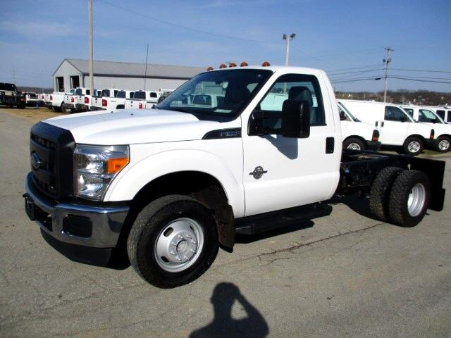 2013 Ford F-350 SD XL DRW 4WD