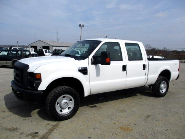 2008 Ford F-250 SD XLT Crew Cab Short Bed 4WD