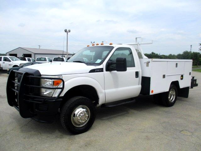 2012 Ford F-350 SD XL DRW 4WD