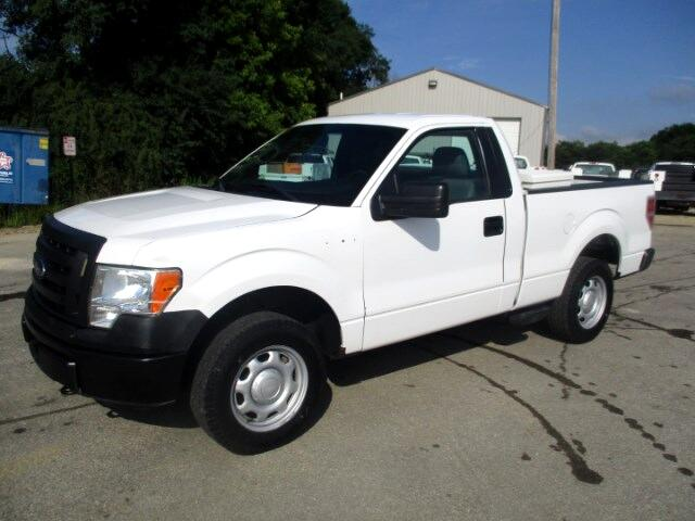 2011 Ford F-150 XL 6.5-ft. Bed 4WD
