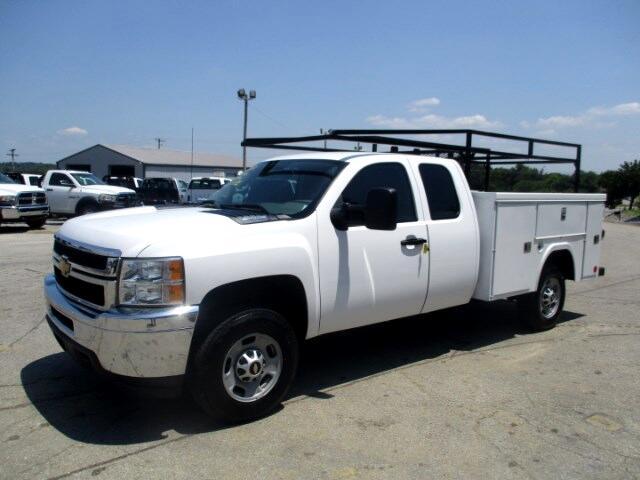2012 Chevrolet Silverado 2500HD Work Truck Ext. Cab 2WD