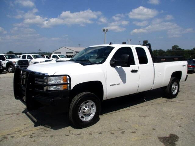 2013 Chevrolet Silverado 2500HD LS Ext. Cab Long Bed 4WD
