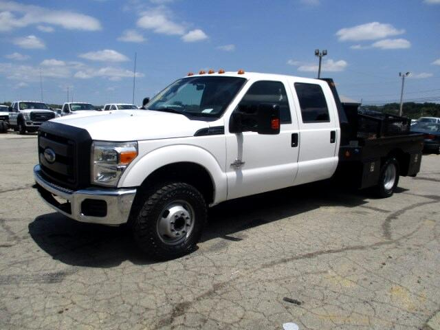 2013 Ford F-350 SD XL Crew Cab Long Bed DRW 4WD