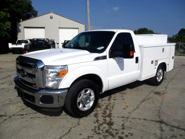 2013 Ford F-250 SD XLT 2WD