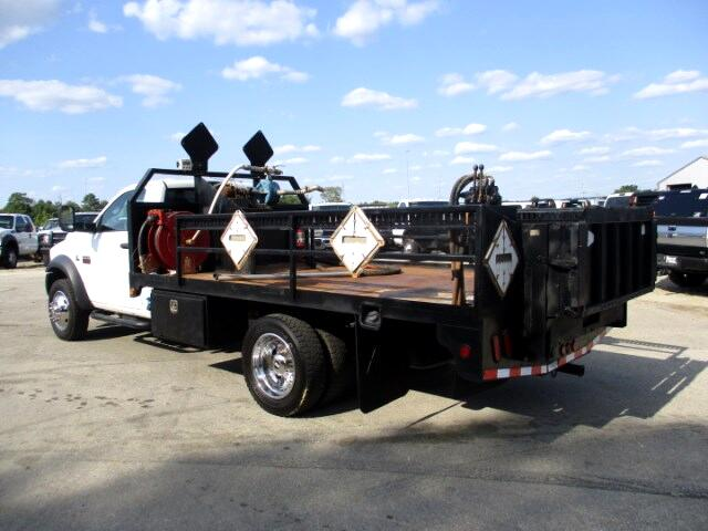 2012 Dodge Ram 5500 Regular Cab 4WD