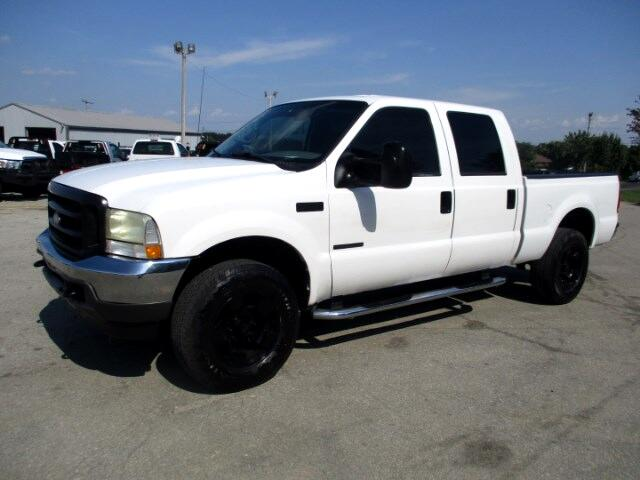 2002 Ford F-250 SD XL Crew Cab Short Bed 4WD