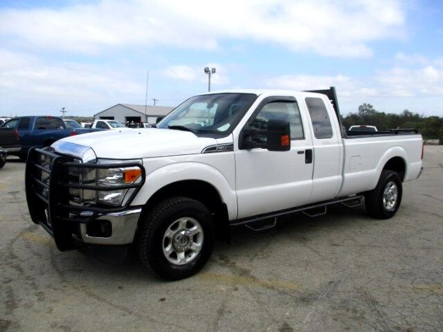 2013 Ford F-250 SD XLT SuperCab Long Bed 4WD