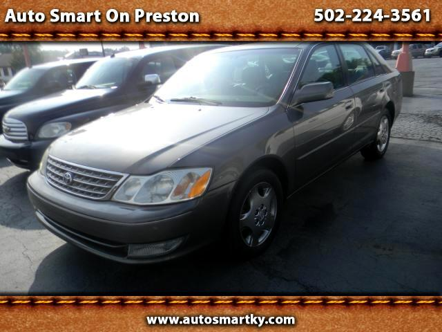 used 2004 toyota avalon xls for sale in louisville ky 40219 auto smart on preston. Black Bedroom Furniture Sets. Home Design Ideas