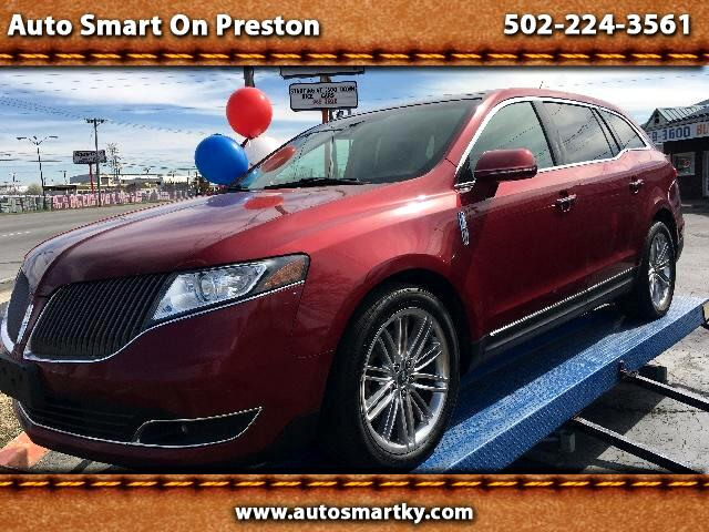 2013 Lincoln Lincoln MKT 3.5L with EcoBoost AWD