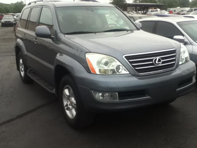 2004 Lexus GX 470 Sport Utility
