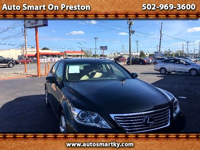 2010 Lexus LS 460 Luxury Sedan