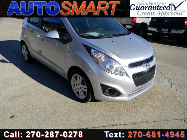 2015 Chevrolet Spark LS Manual