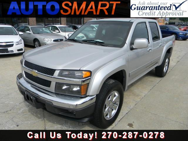 2011 Chevrolet Colorado LT2 Crew Cab 4WD
