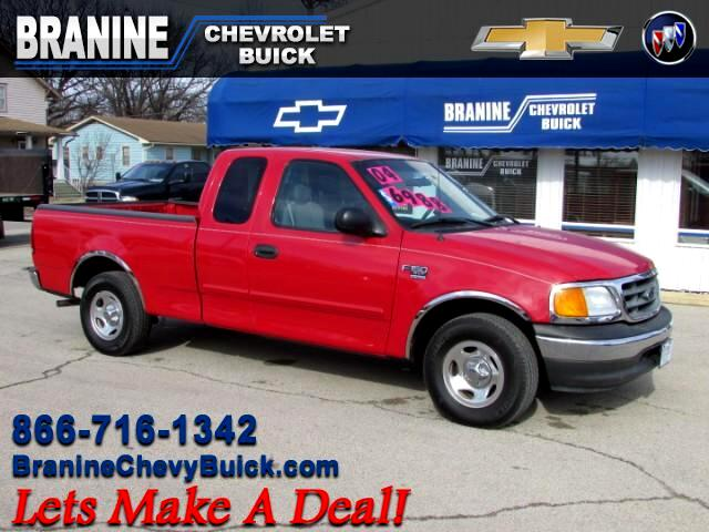 2004 Ford F-150 Heritage XLT SuperCab 2WD