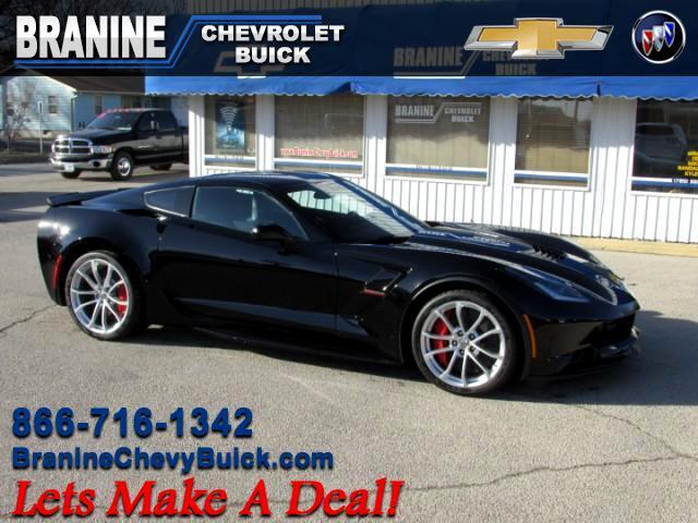 2018 Chevrolet Corvette Grand Sport w/2LT
