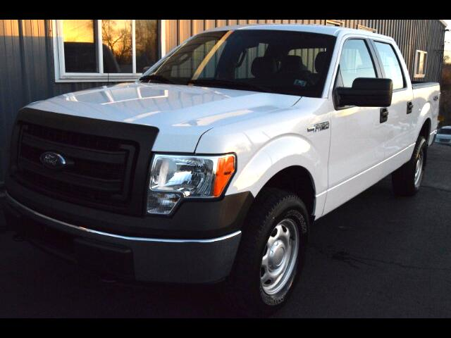 2014 Ford F-150 4WD Supercrew XL