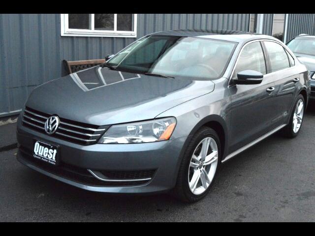 2014 Volkswagen Passat 2.5L SE AT