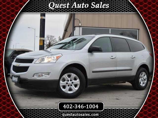 2011 Chevrolet Traverse LS FWD w/PDC