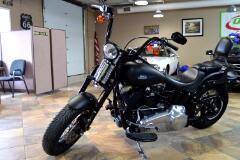 2011 Harley-Davidson FLSTSB