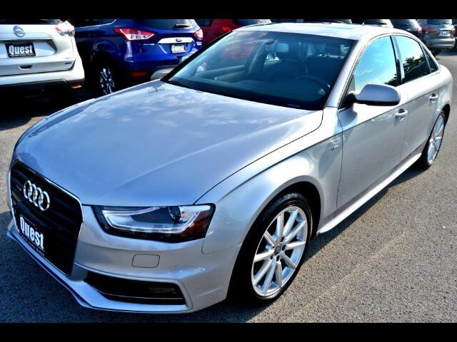 2015 Audi A4 2.0T Premium Sedan