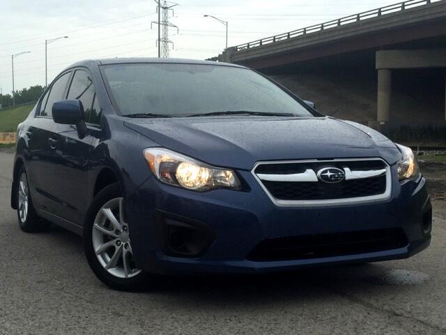 2013 Subaru Impreza 2.0i Premium 4-Door