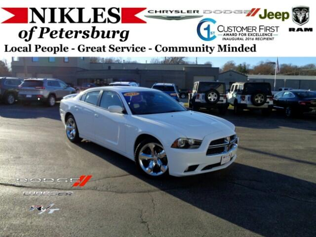 2012 Dodge Charger 4dr Sdn R/T RWD