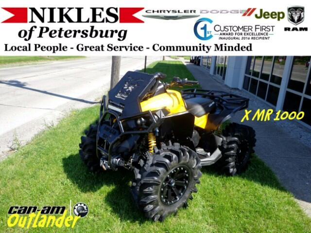 2014 Can-Am Outlander MAX