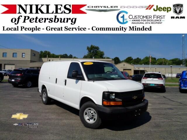 "2013 Chevrolet Express 2500 RWD 135"""