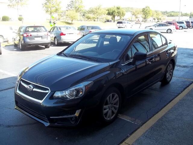 2015 Subaru Impreza 2.0i Premium PZEV 4-Door