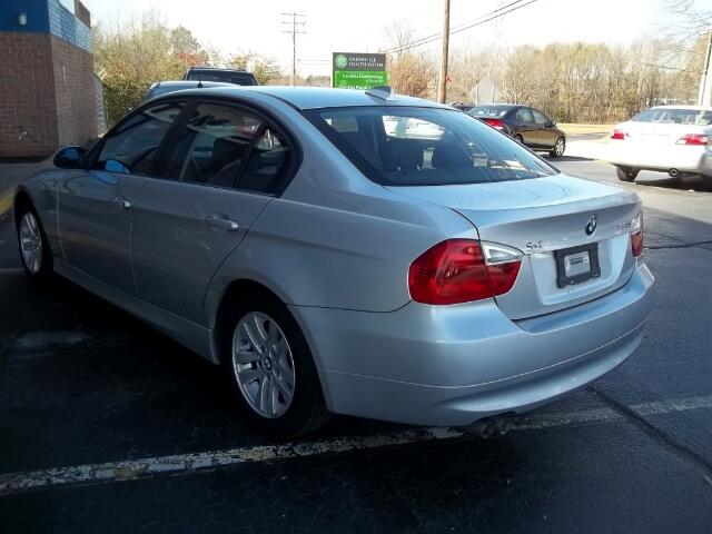 2007 BMW 3-Series 328i