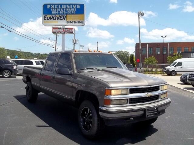 1996 Chevrolet C/K 3500 Crew Cab 2WD