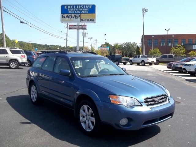 2007 Subaru Outback 2.5i Limited Wagon