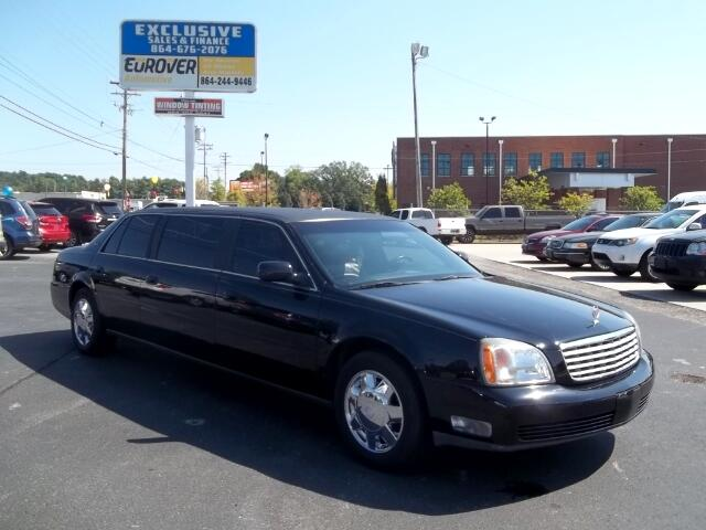 2002 Cadillac Krystal Koach Base FWD