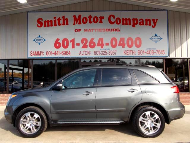 2008 Acura MDX Touring with Navigation System