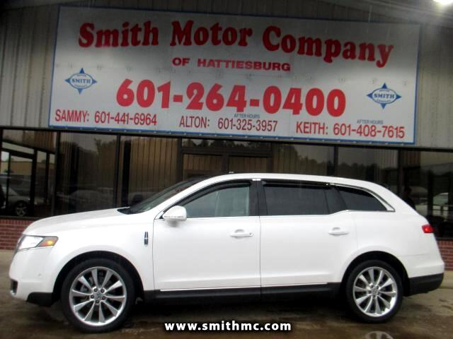 Used 2011 Lincoln Mkt For Sale In Hattiesburg Ms 39402